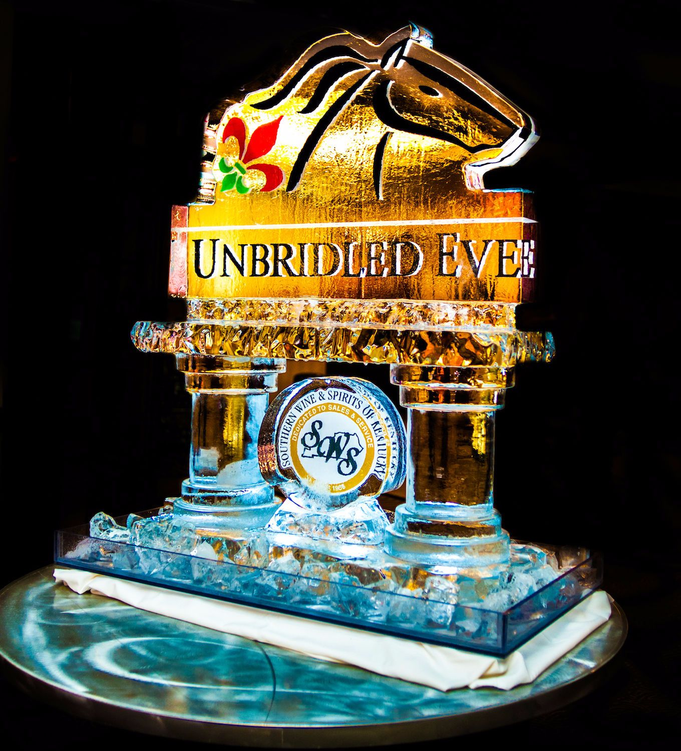 Social Media Marketing at Unbridled Eve Gala